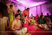 jayaraj warrier daughter engagement photos 005
