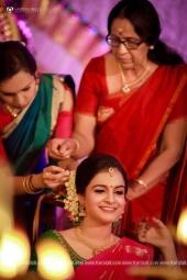 jayaraj warrier daughter engagement photos 008