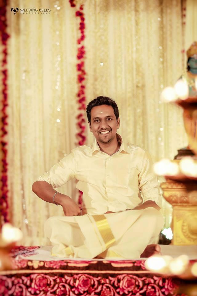 jayaraj warrier daughter marriage photos 10