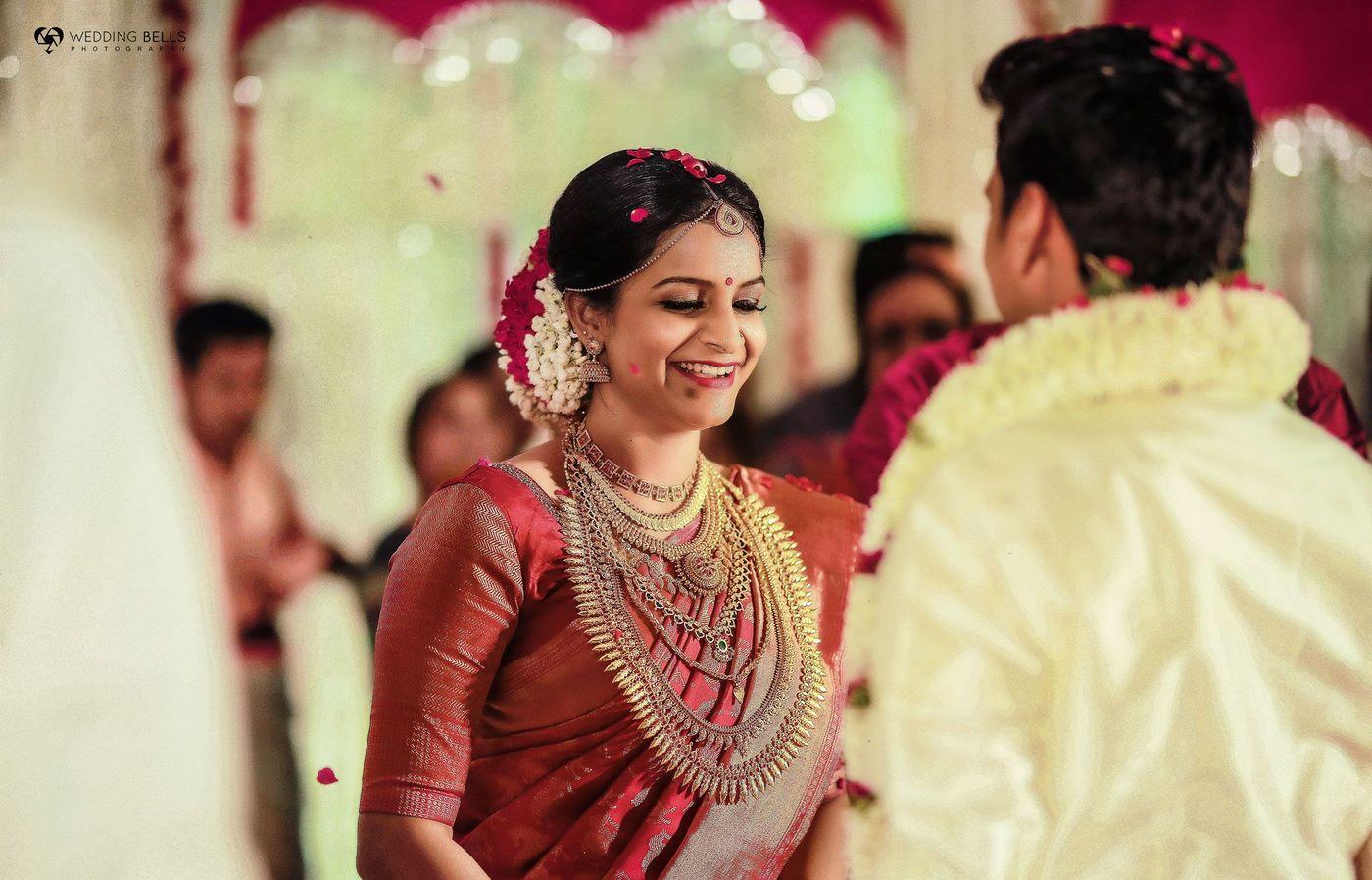 jayaraj warrier daughter marriage photos 14