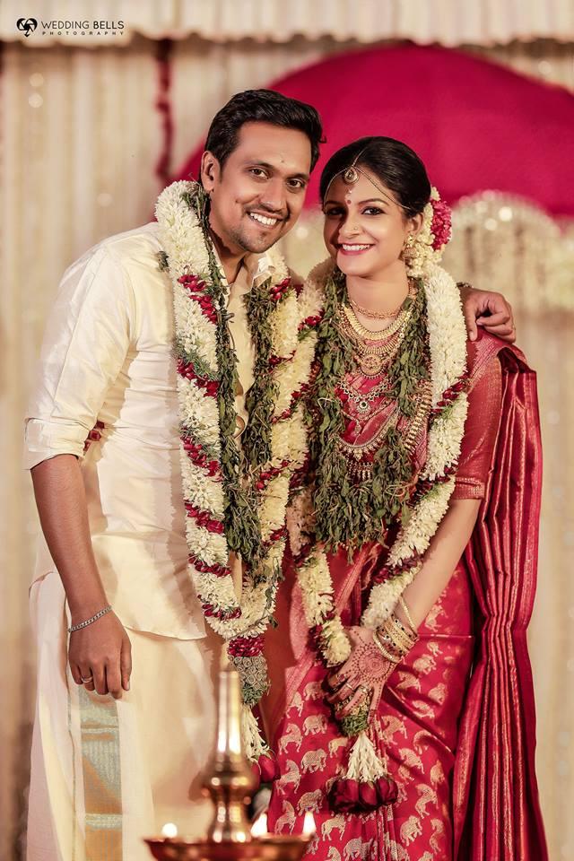 jayaraj warrier daughter wedding photos 6
