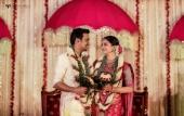 jayaraj warrier daughter indulekha wedding photos  2