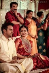 jayaraj warrier daughter marriage photos 12