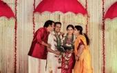 jayaraj warrier daughter marriage photos 23