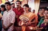 jayaraj warrier daughter marriage photos 9