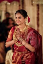 jayaraj warrier daughter wedding photos 2