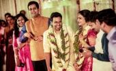 jayaraj warrier daughter wedding photos 3