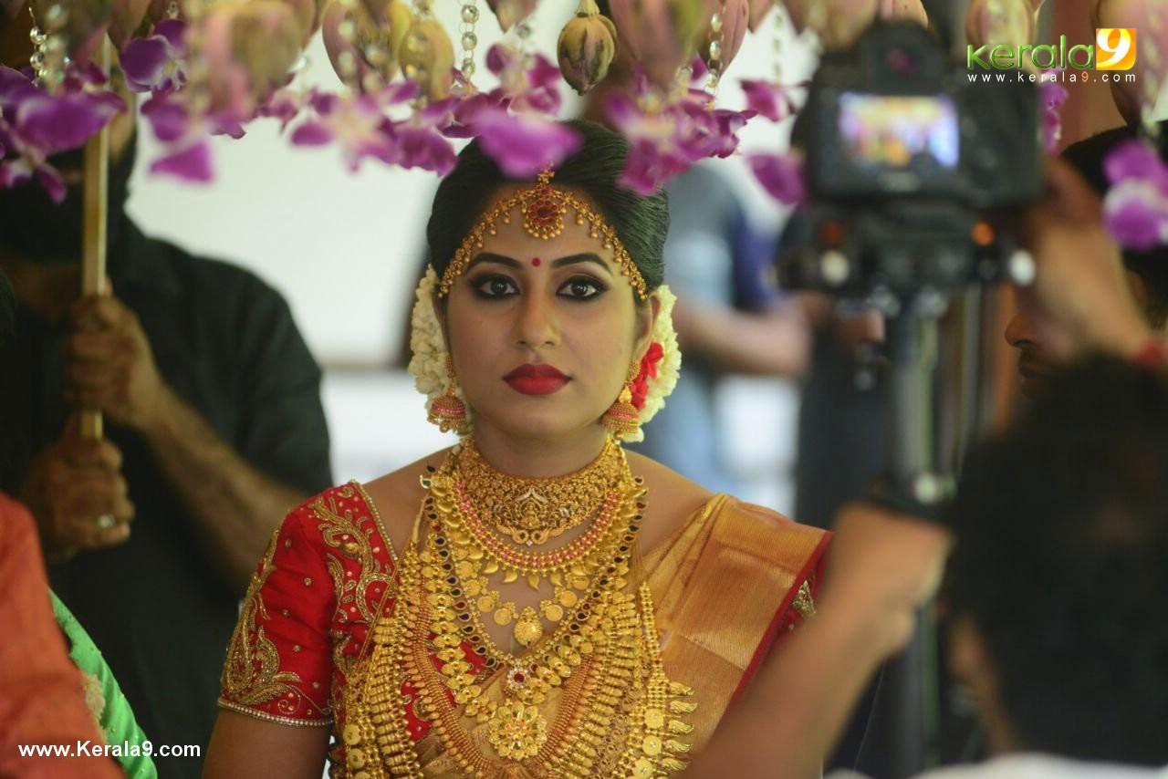 actress jyothi krishna marriage photos  001