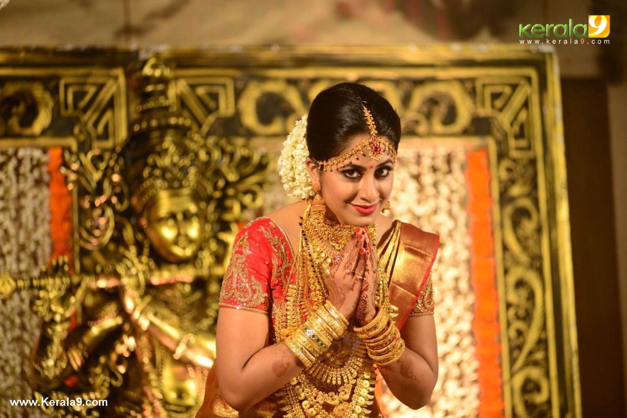 actress jyothi krishna marriage photos  015