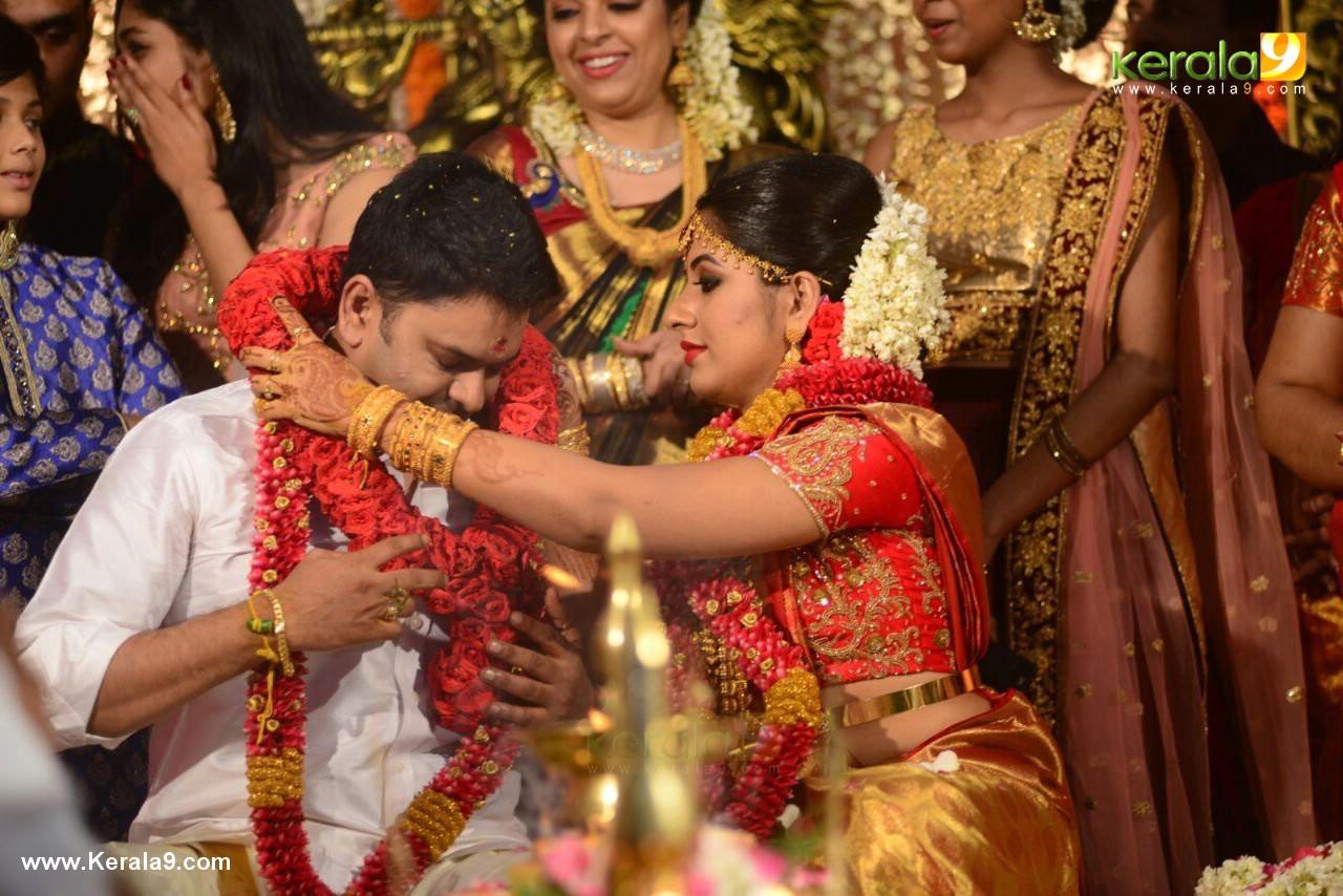 actress jyothi krishna marriage photos  018