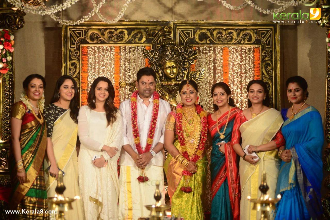 actress jyothi krishna marriage photos  059