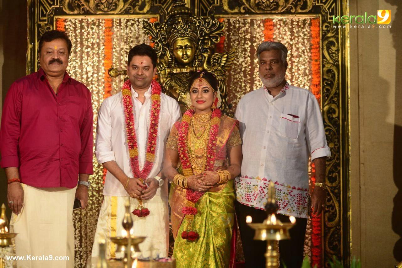 actress jyothi krishna marriage photos  064