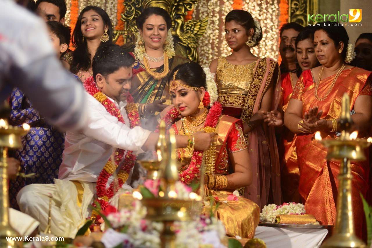 actress jyothi krishna marriage photos