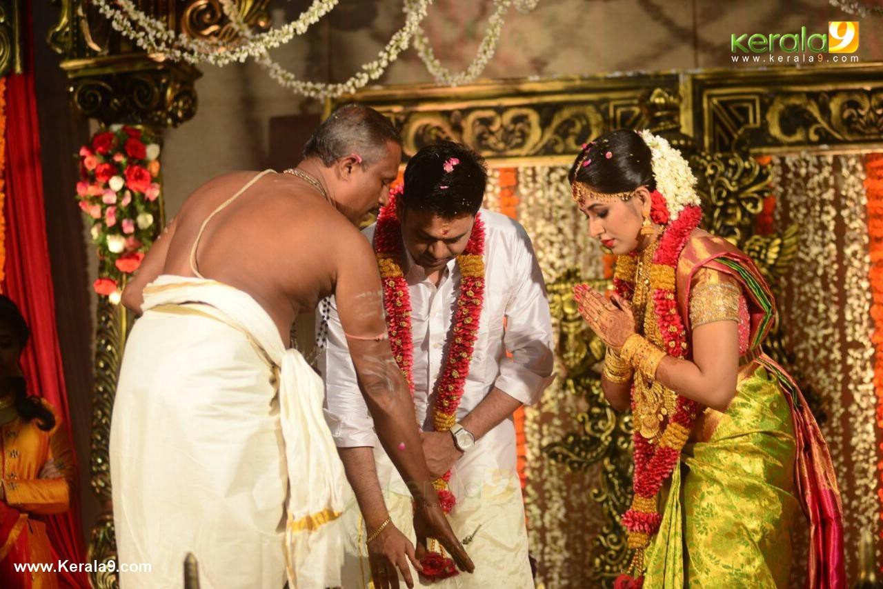 actress jyothi krishna wedding photos  035