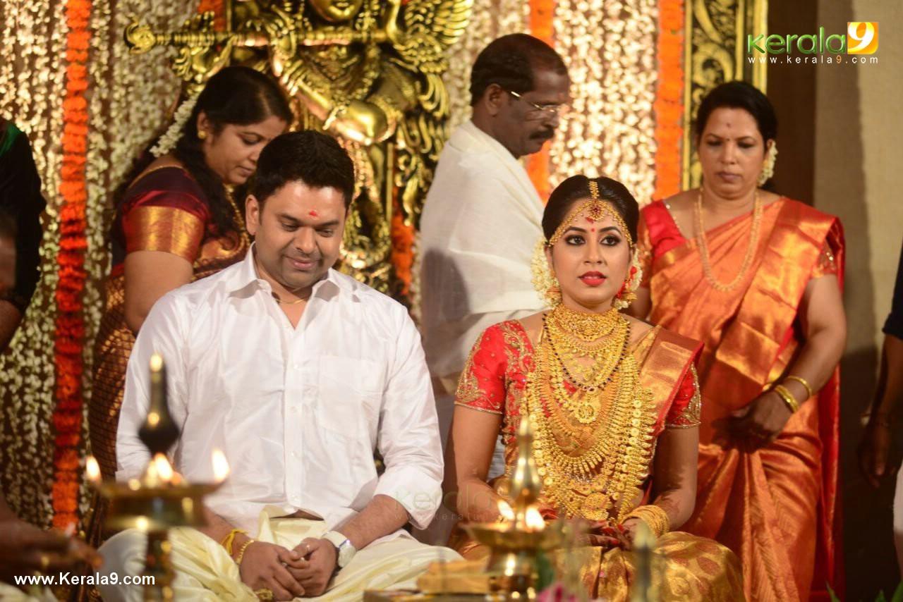 actress jyothi krishna wedding photos  038