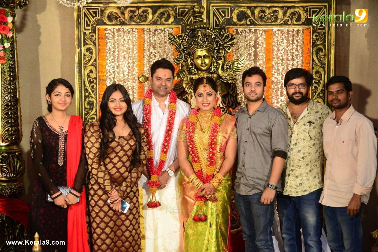 actress jyothi krishna wedding photos  049