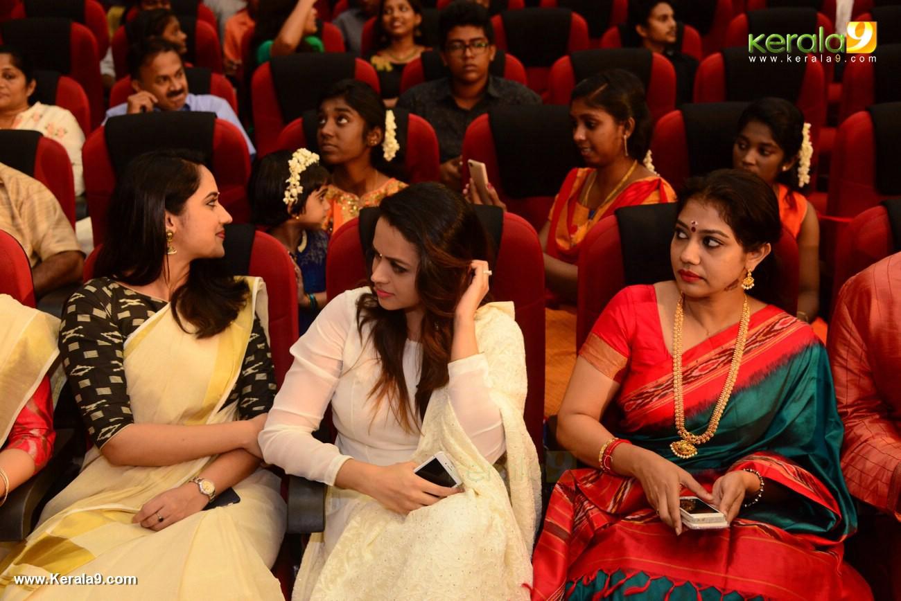 rachana narayanankutty at actress jyothi krishna marriage photos 124