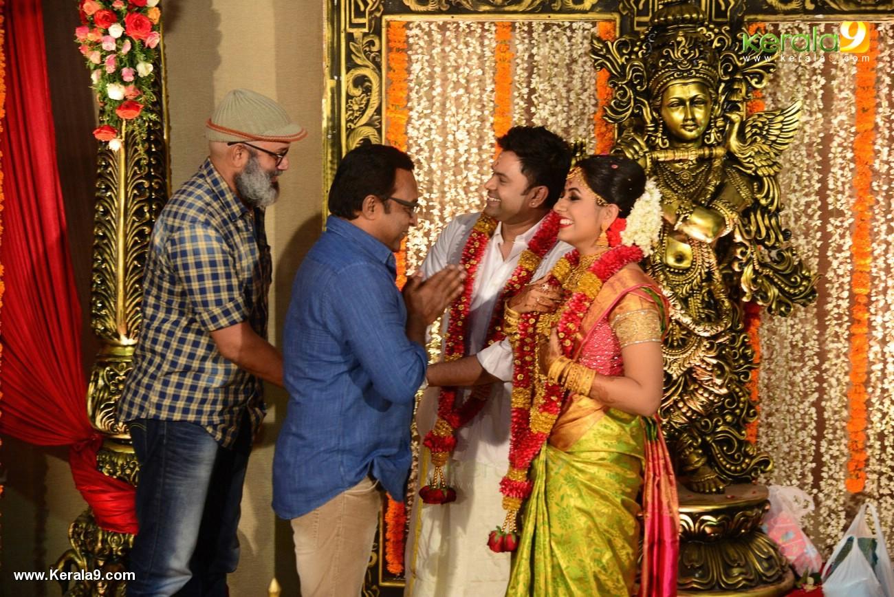 suresh krishna at actress jyothi krishna wedding photos 321 002