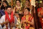 actress jyothi krishna marriage photos  016