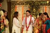 bhavana at actress jyothi krishna wedding photos 098 020