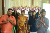jyothi krishna wedding photos and marriage album stills 000 016