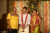 sunil sukhada at actress jyothi krishna wedding pictures 445 008