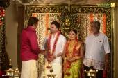 suresh gopi at actress jyothi krishna marriage  photos 126 008