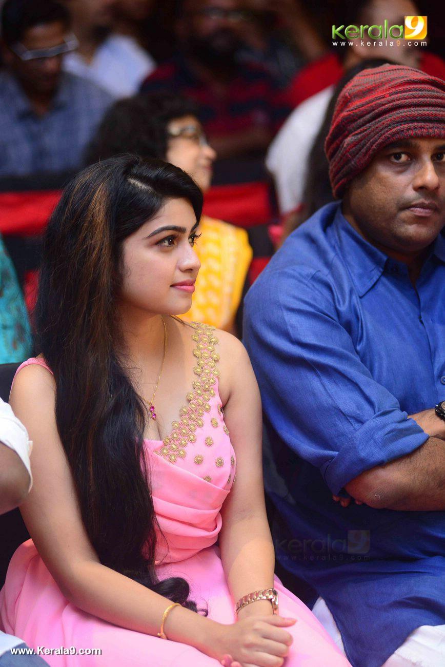 manasa radhakrishnan at kaattu malayalam movie audio launch photos 111 020