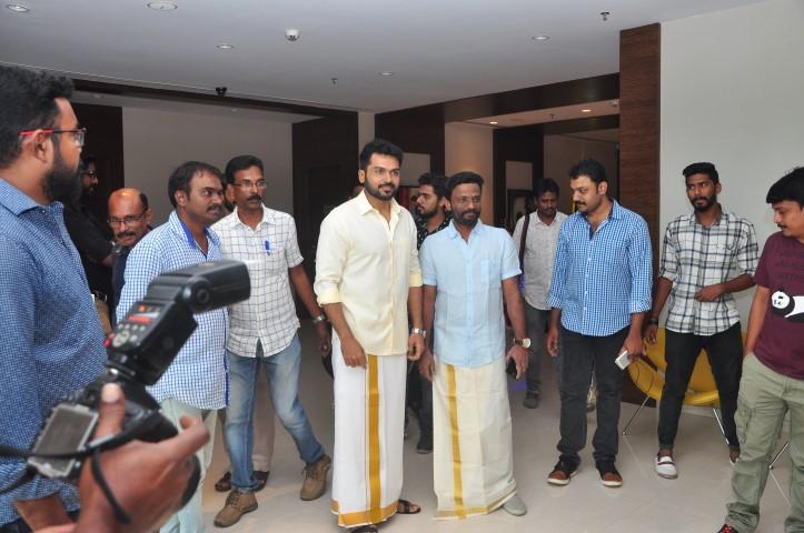kadaikutty singam press meet at thiruvananthapuram photos  2
