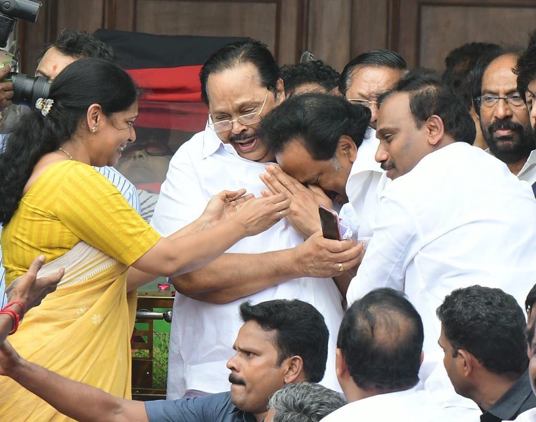 karunanidhi funeral photos 0937