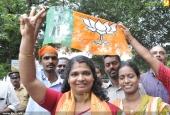 thiruvananthapuram corporation election 2015 winners photos 032