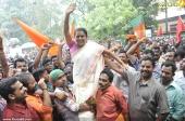 thiruvananthapuram corporation election 2015 winners stills09 005