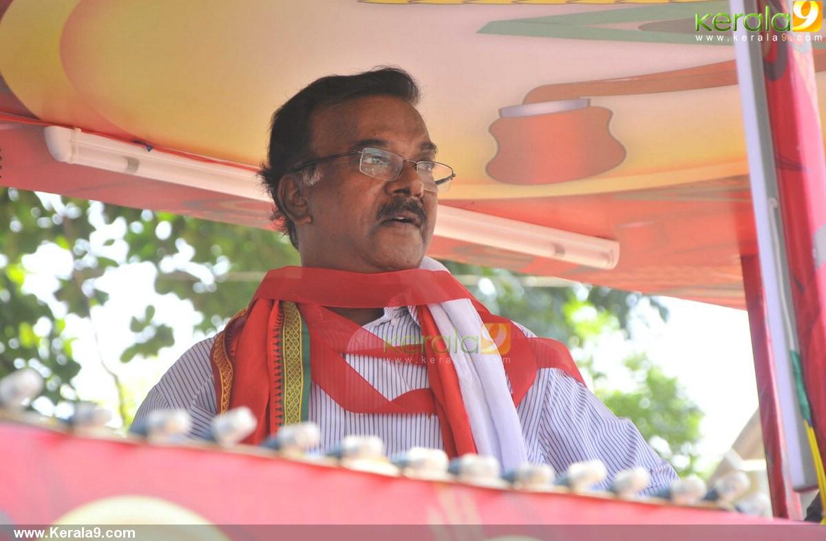 c divakaran at ldf election campaign photos 100 008