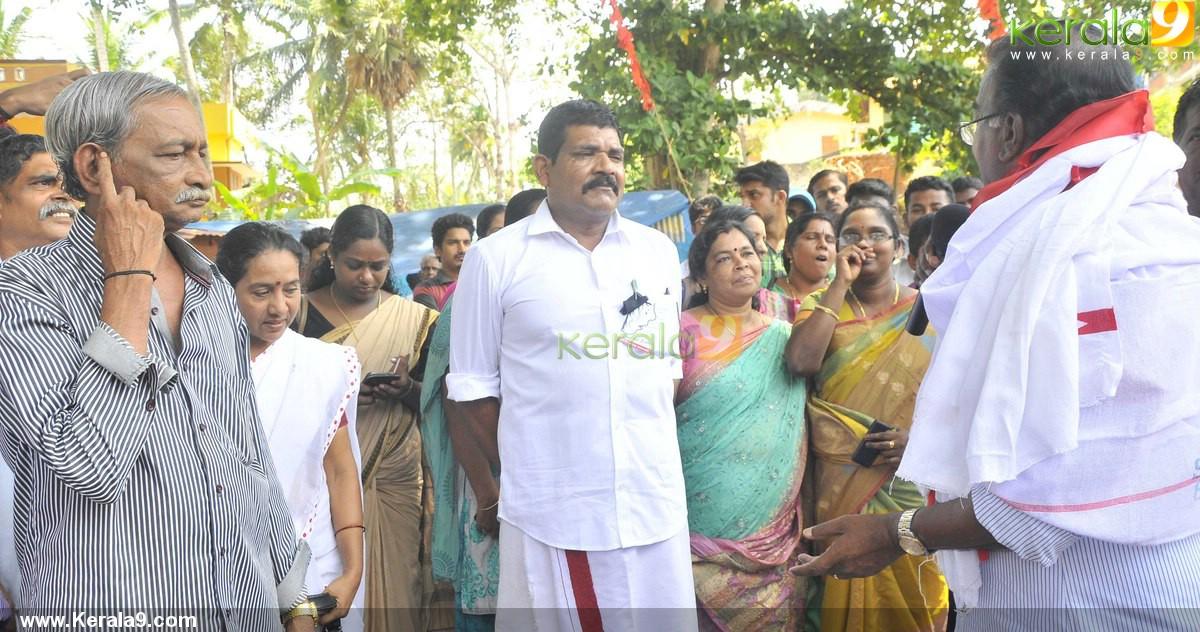 c divakaran at ldf election campaign photos 100 018
