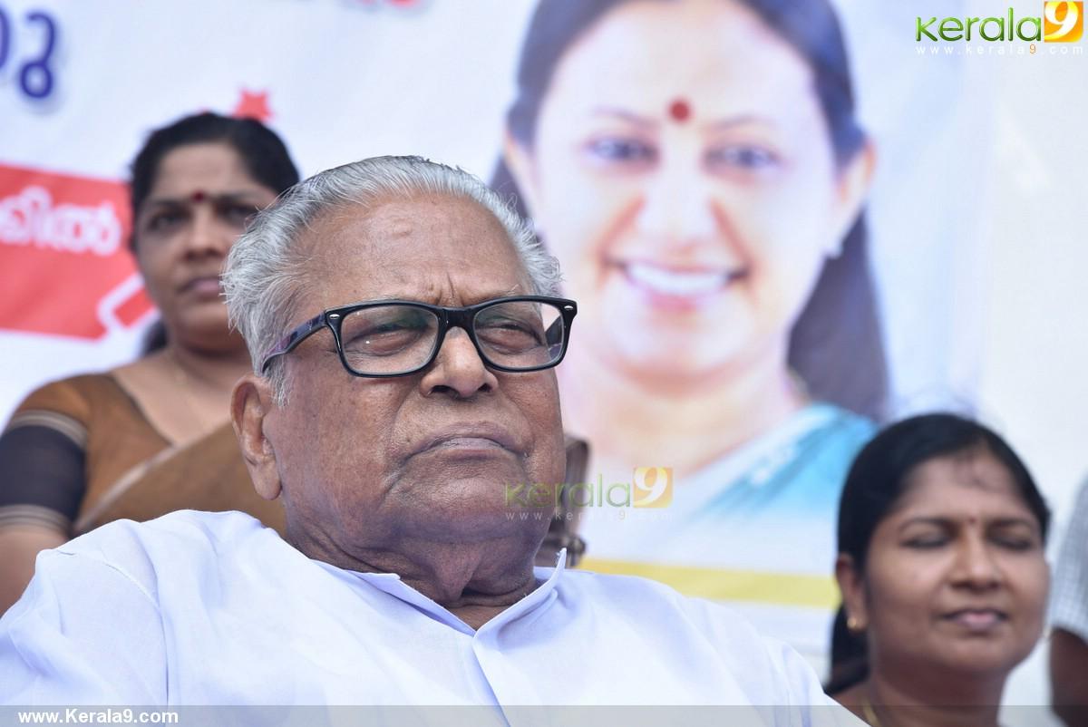 ldf election convention thiruvananthapuram pics 200 005