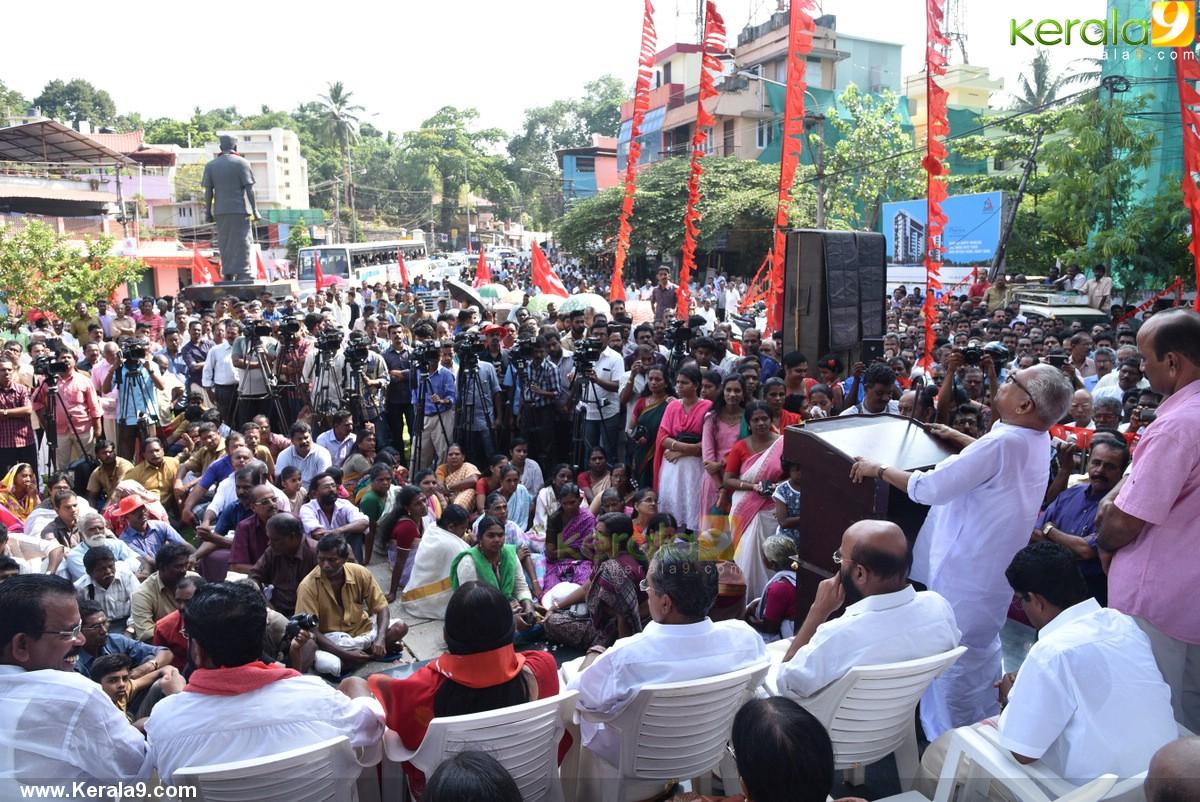 ldf election convention thiruvananthapuram pics 200 007