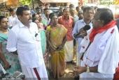 c divakaran at ldf election campaign photos 100 02
