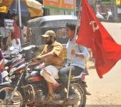 c divakaran at ldf election campaign pics 200