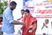 ldf election convention thiruvananthapuram pics 200 001