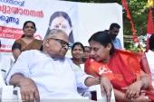 ldf election convention thiruvananthapuram pics 200 00