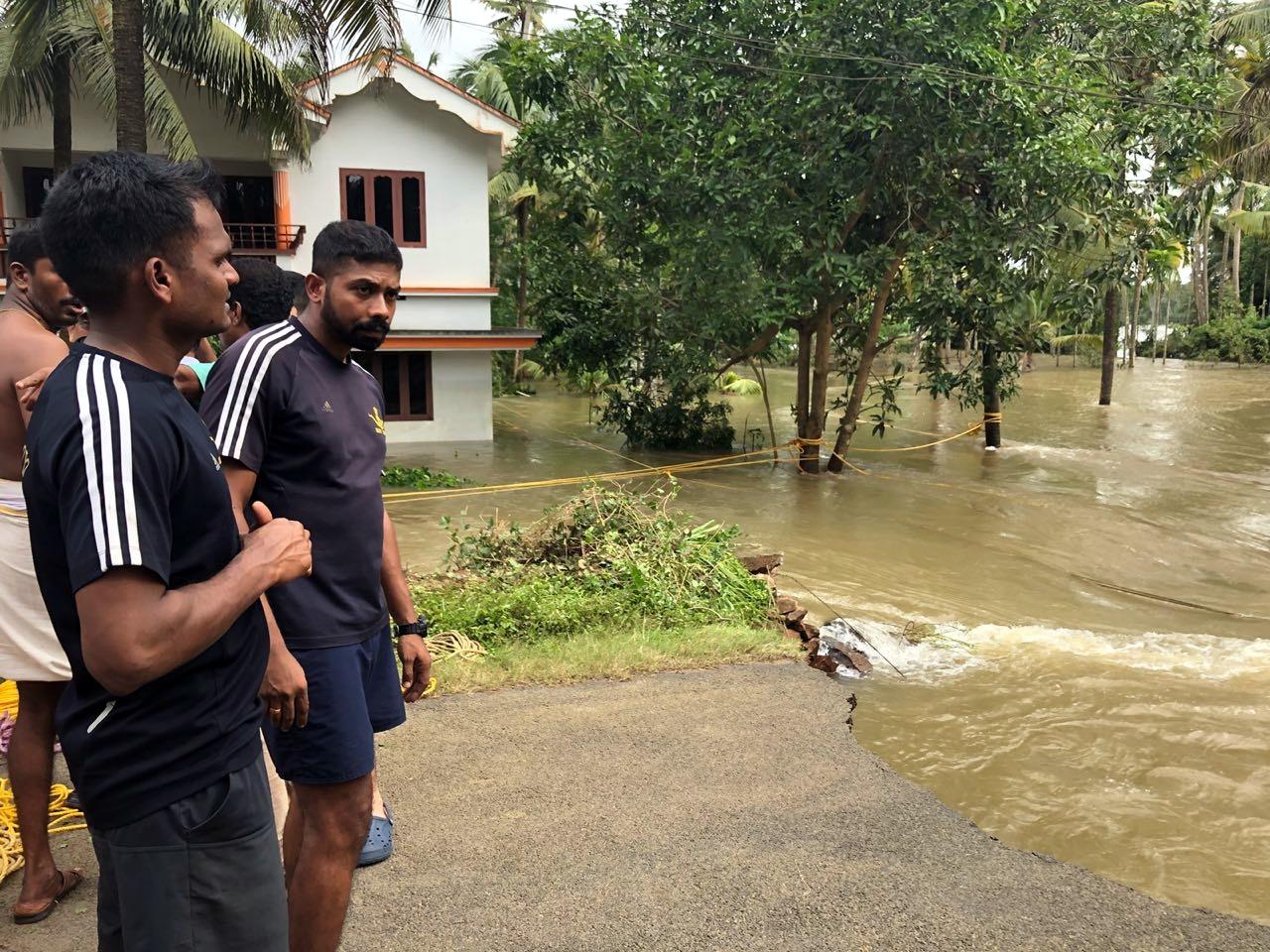 kerala flood 2018 images update 11