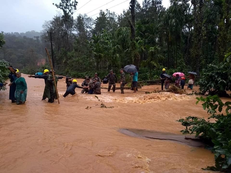 kerala flood 2018 images update 17