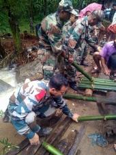 kerala flood latest images 09343