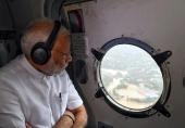 narendra modi visits kerala floods 2018 images 0931 6