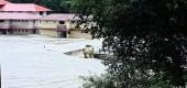 kerala floods 2018 sabarimala pampa photos 2