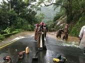 kerala heavy rain and flood photos  13