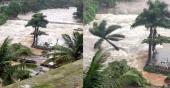 kerala heavy rain flood photos 2018
