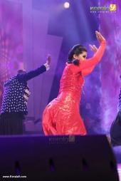 sarayu dance performance at onam celebration event 2017 photos  068