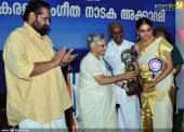 shobana at kerala sangeetha nataka academy award 2014 photos 001