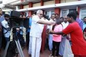 kanam rajendran at kinar malayalam movie pooja photos 005 004